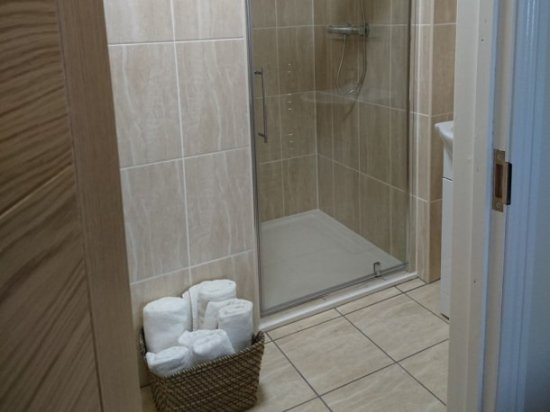 Baginton, UK: ensuite facilities