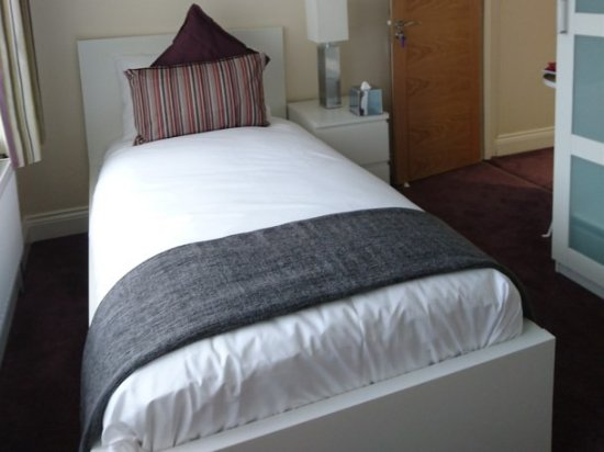 Baginton, UK: Single room