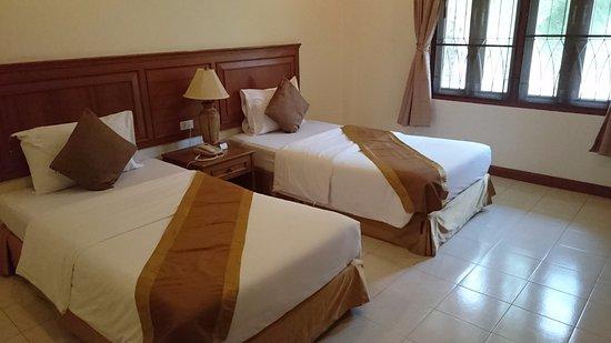 Kata Lucky Villa & Pool Access : Κρεβάτια δωματίου