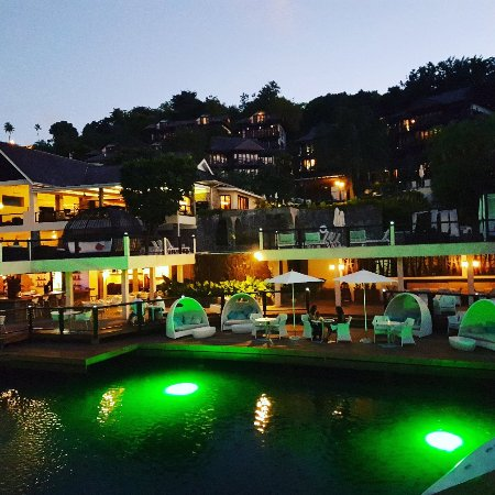 St. Lucia staycation