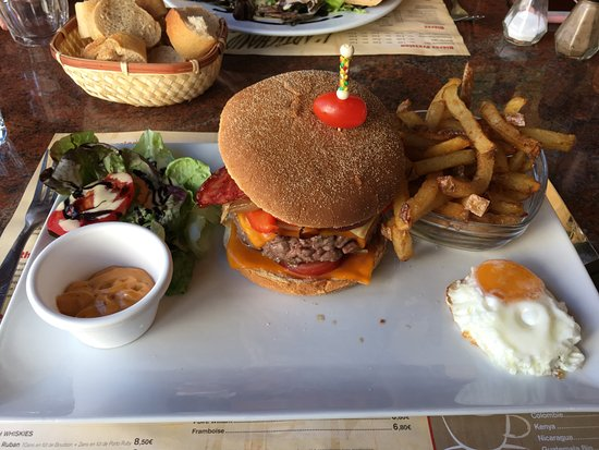 Herepian, Francja: Burger ROAD KING
