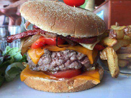 Herepian, Francia: Burger ROAD KING