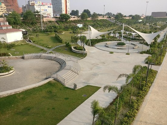 Image result for Lohia Park Lucknow