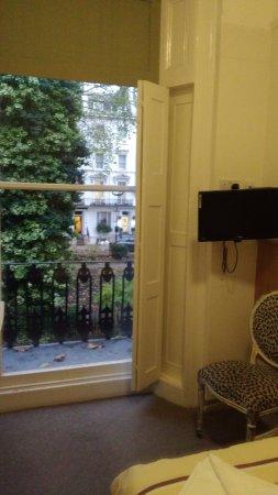 St. David's Hotels: Widok z okna