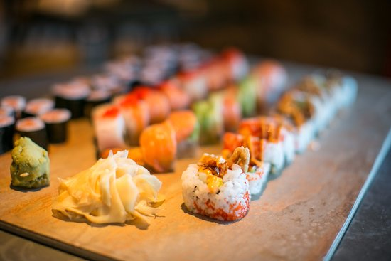 Long Beach Township, Nueva Jersey: Enjoy a great selection of sushi