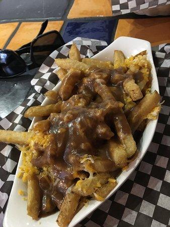 Splitz Grill: Splitz Fries