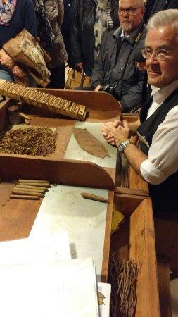 Bergeyk, Niederlande: Cigar Museum