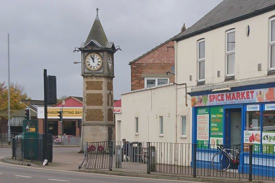 Gaywood Clock Tower