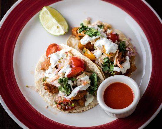 Egg's Nest Saloon: Cauliflower tacos