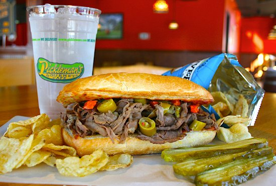 Leawood, KS: #9 Italian Beef