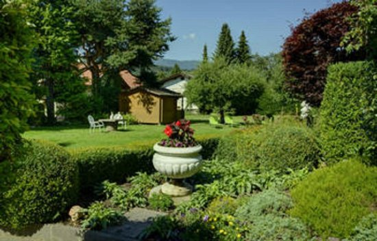 Seeboden, Austria: Unsere Gartenanlage