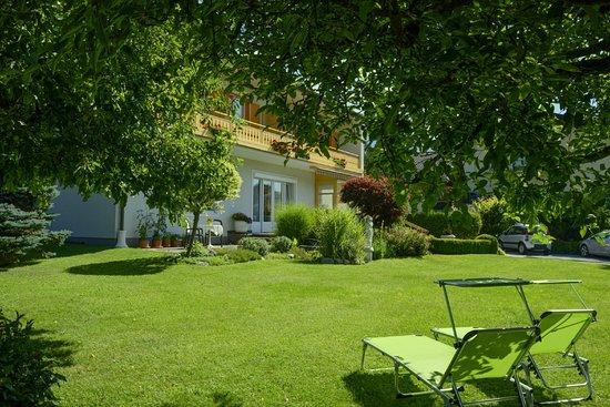 Seeboden, Austria: Unser Garten