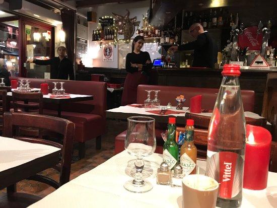 L anvers du décor paris montmartre restaurant avis
