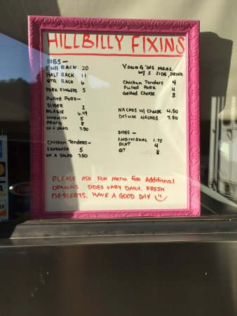 Anderson, IN: Hillbilly Fixins