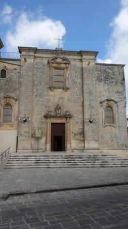 Martano, Italy: Chiesa S. Maria del Rosario - Main entrance