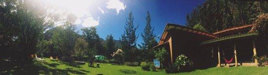Melissa Wasi: El cielo mas azul del mundo