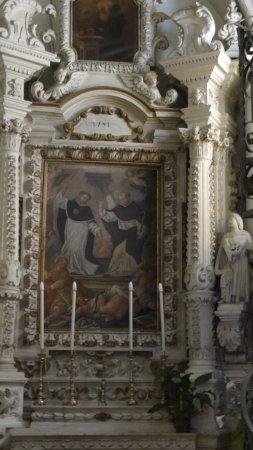 Martano, Italy: Chiesa S. Maria del Rosario - Interior