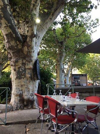 Brasserie de l'Etoile, Buis-les-Baronnies, Frankreich