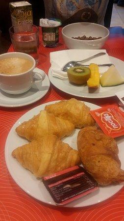 Hotel Sant Antoni: colazione