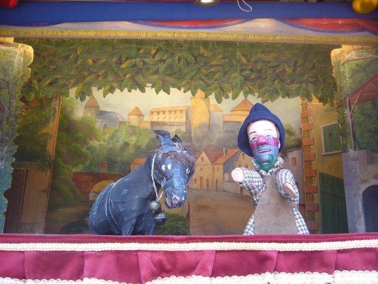 Veritable Theatre Guignol du Parc