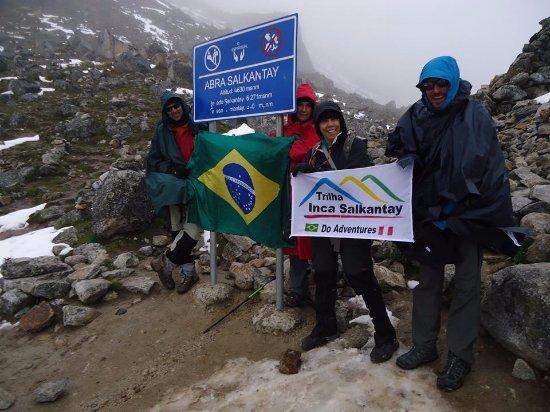 Chinchero, Peru: Trilha Inca Salkantay Machu Picchu - Brasil em Machu picchu