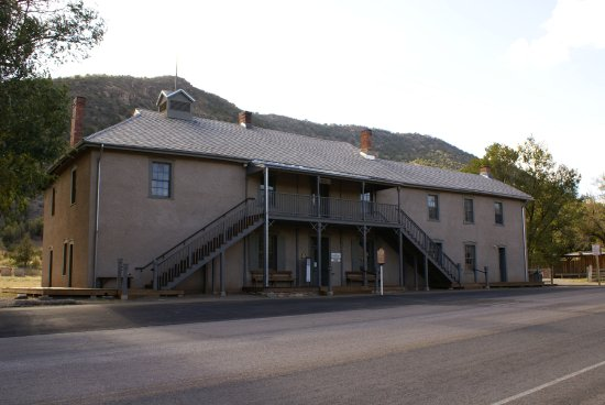 Lincoln, NM: Murphy-Dolan Store