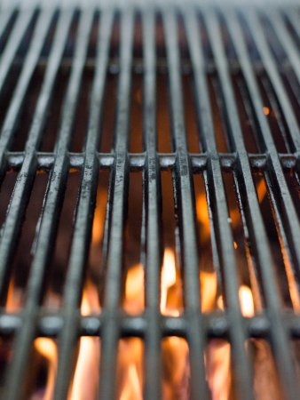 Bainbridge, GA: Wood Fire Grill