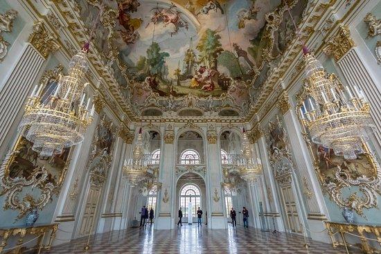 Interior del palacio - ミュン...