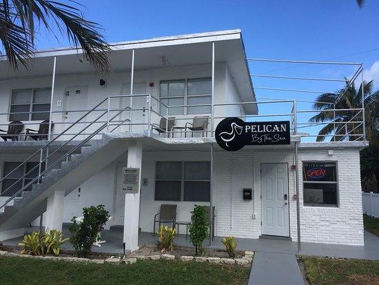 Pelican By The Sea Motel Pompano Beach Fl