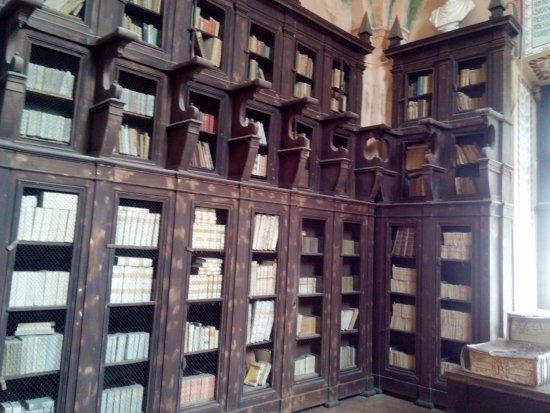 Biblioteca del Castello Lancellotti