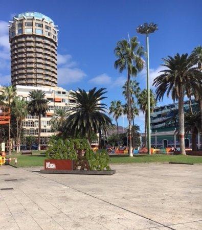 Hotel Atlanta: Santa Catalina Park situé à 200m seulement!