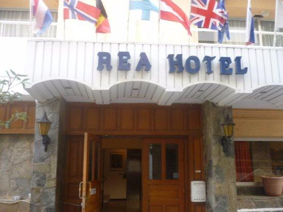 hotel rea updated 2017 reviews crete greece tripadvisor. Black Bedroom Furniture Sets. Home Design Ideas