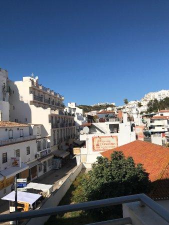 Hotel Baltum: View from balcony