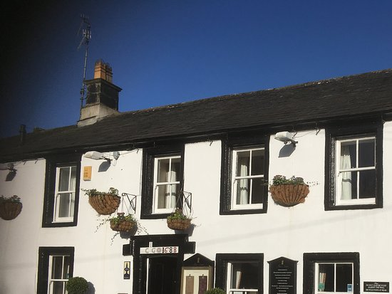 Threlkeld, UK: The Horse & Farrier