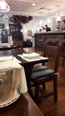 Restaurante meson enxebre en santiago de compostela con - Cocinas en santiago de compostela ...