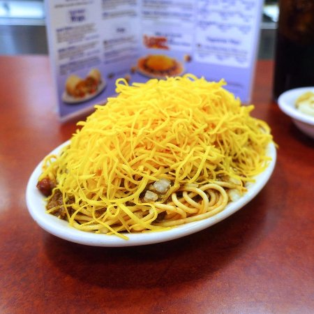 Englewood, OH: Skyline Chili Skyway 5 Way