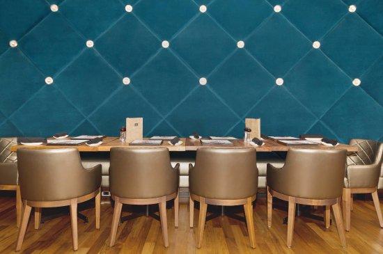 Sandman Hotel Calgary Airport: Chop Steakhouse