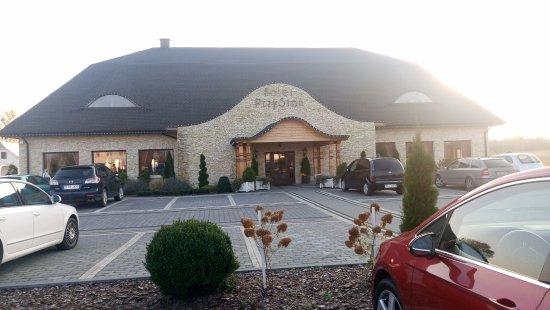 Lipno, Poland: Hotel