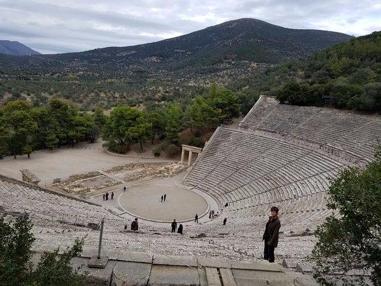 Restoran di Epidavros