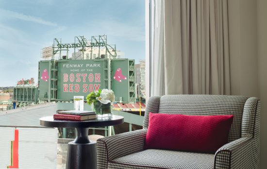 Hotel Commonwealth 164 2 5 8 Excellent Updated 2018 Prices Reviews Boston Ma Tripadvisor