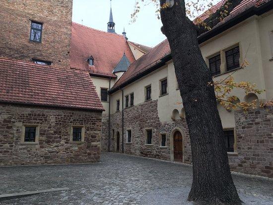 luther sterbehaus museum lutherstadt eisleben tyskland omd men. Black Bedroom Furniture Sets. Home Design Ideas