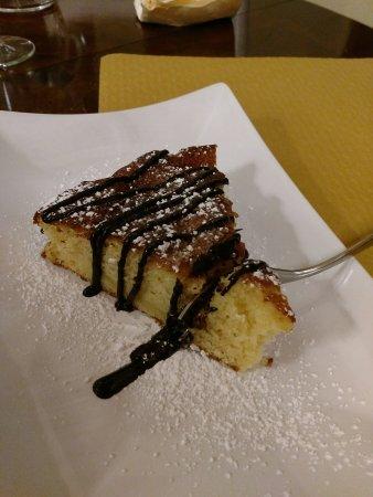 Campiglia Marittima, Italia: Dessert