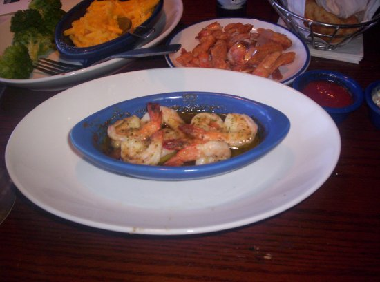 Red Lobster: Shrimp Scampi