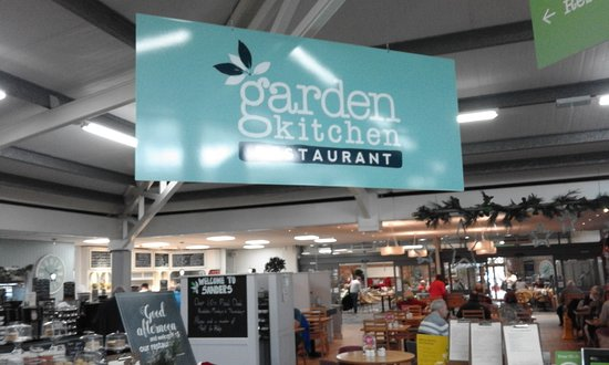 Brent Knoll, UK: The Garden Kitchen Restaurant