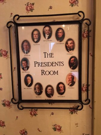 Lebanon, OH: Presidents Who Spent The Night At Hotel