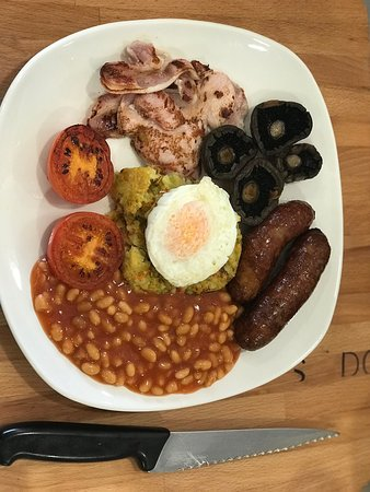 Birchington, UK: Home made sausages