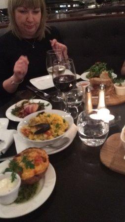 Foto de The Russell Restaurant
