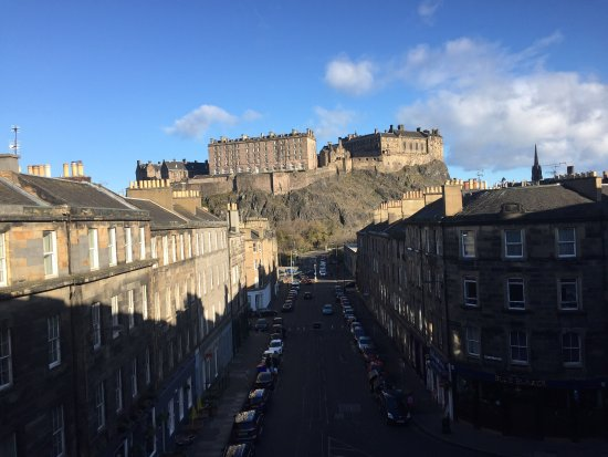 Best Hotel Deals Edinburgh City Centre