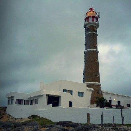 Hosteria La Perla: Farol — Cabo Polonio