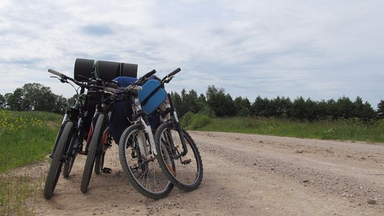 Vitebsk Region, Belarus: A cycling trip around Braslau lakes!